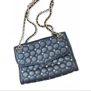 EUC Rebecca Minkoff Quilted Affair leather bag